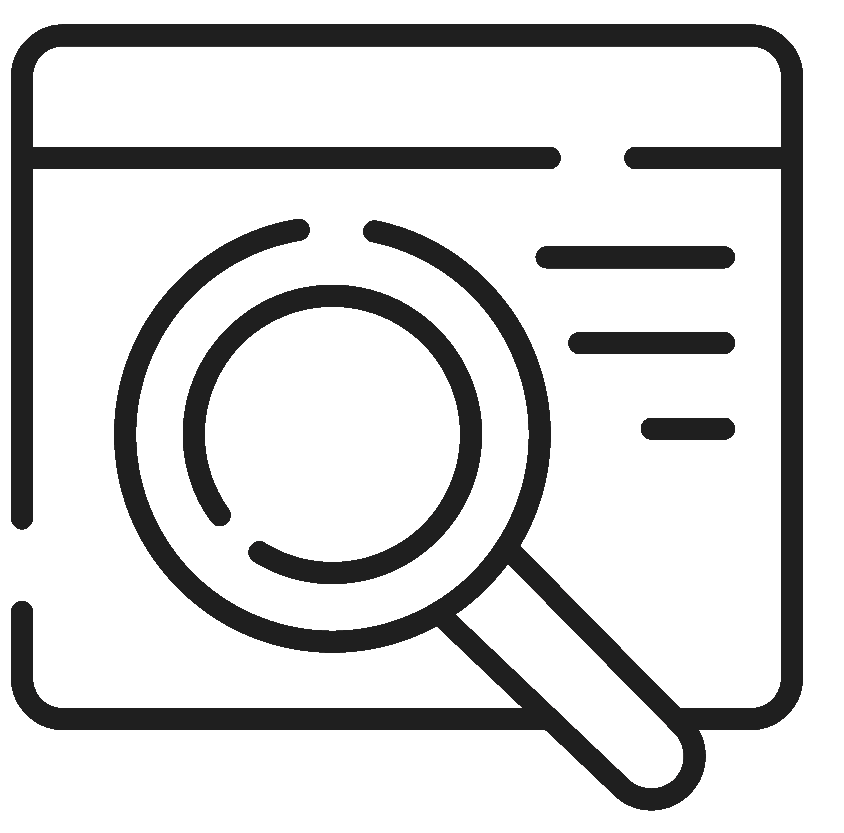 Service d'optimisation de moteur de recherche. (SEO)